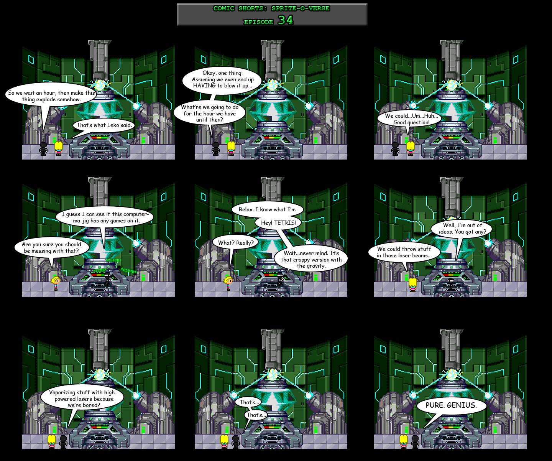 Sprite-o-Verse: Episode 34