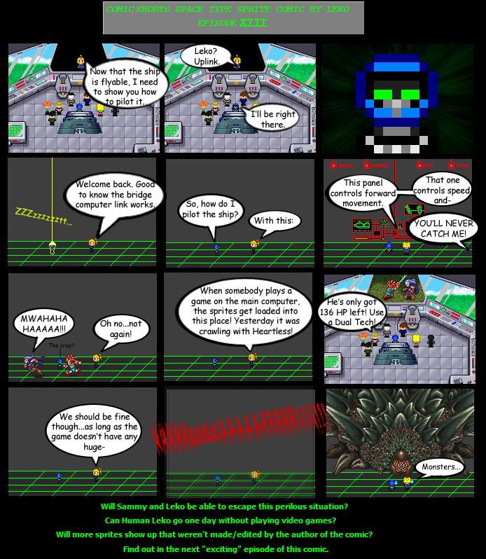 Sprite-o-Verse: Episode 13